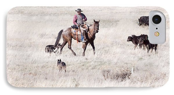 Cowboy IPhone Case
