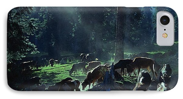 Cows Come Home IPhone Case