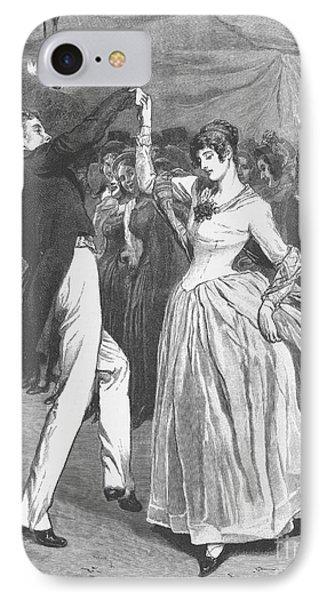 Dance, 19th Century IPhone Case