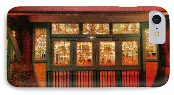 Dentzel Carousel As It Is Closing For The Night IPhone Case