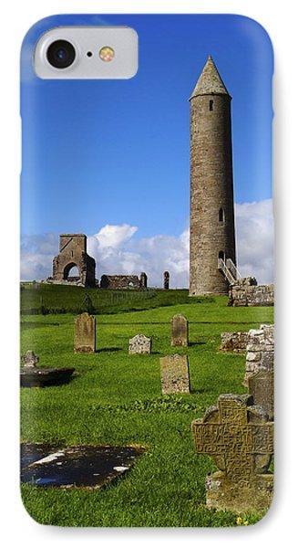 Devenish Monastic Site, Co. Fermanagh IPhone Case