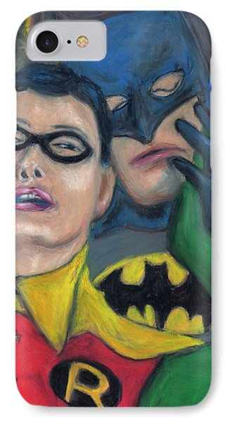 Dynamic Duo  IPhone Case