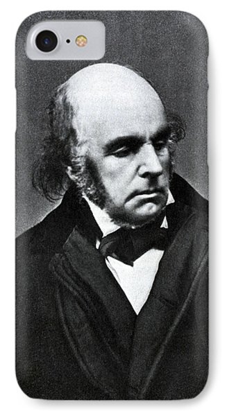 Edward Fitzgerald, English Writer IPhone Case