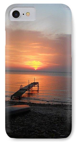 Evening Rest IPhone Case