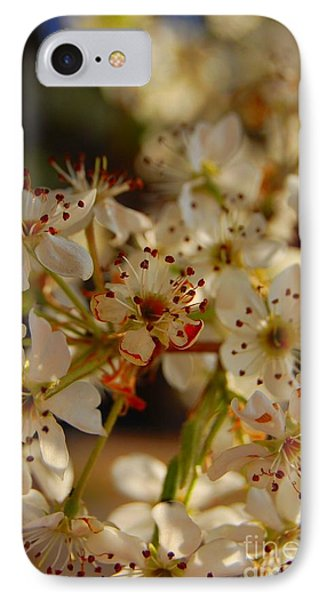 Faded Blossom IPhone Case