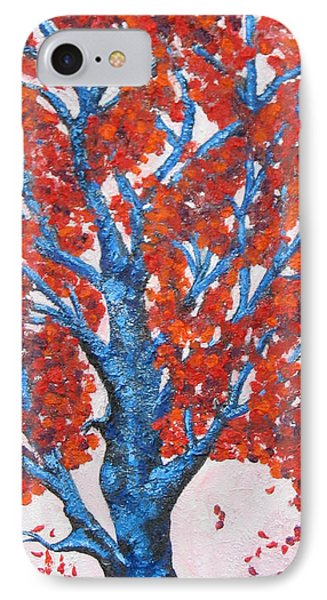 Fall Tree  IPhone Case