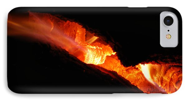 Fire Eyes IPhone Case