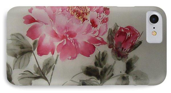 Floral8152012-3 IPhone Case