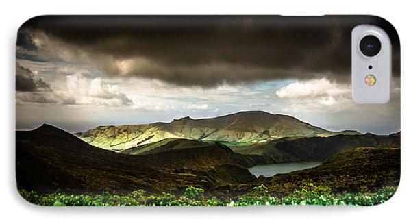 Flores Island - Azores IPhone Case