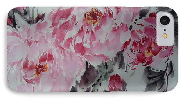 Flower705012-4 IPhone Case