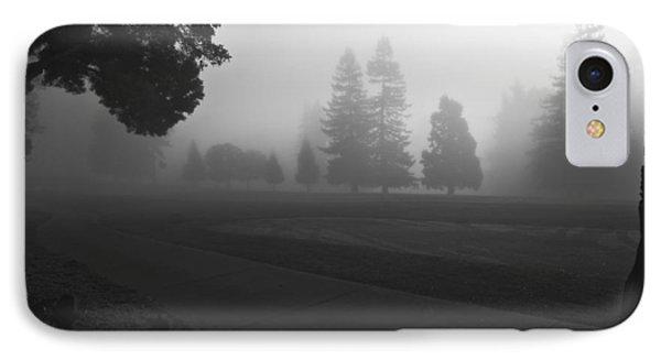 Foggy Fairway IPhone Case