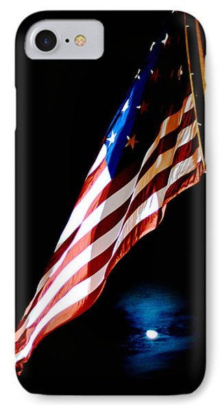 Flag On Federal Hill IPhone Case