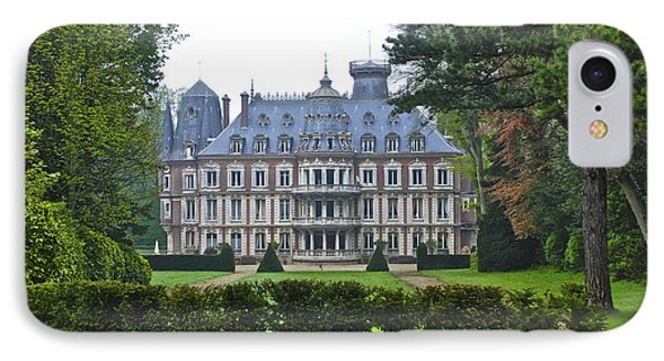 French Country Mansion IPhone Case