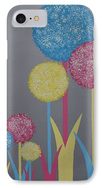 Fun Colours 5 IPhone Case