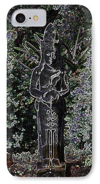Garden Goddess IPhone Case