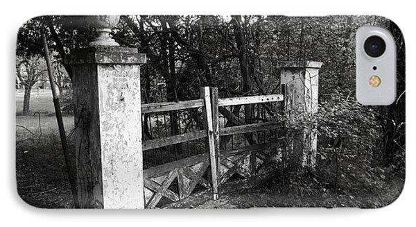 Gate-way IPhone Case
