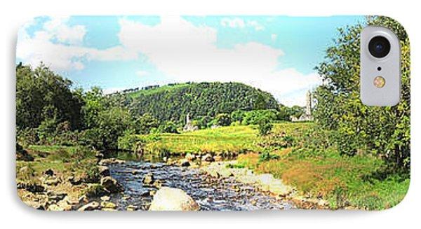 Glendalough Panorama IPhone Case