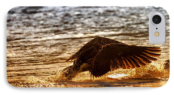 Goose Attack IPhone Case