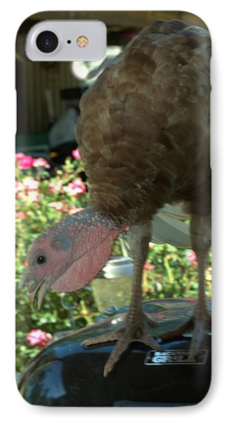 Grill Turkey Anyone Redneck Style IPhone Case