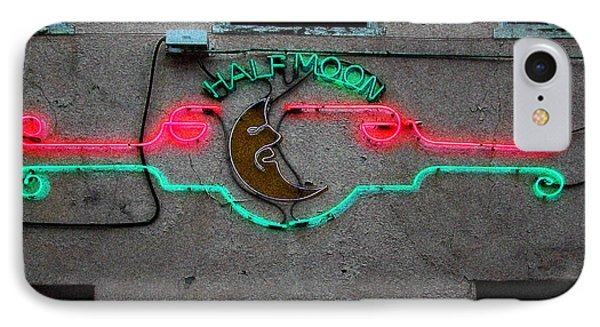 Half Moon Bar New Orleans IPhone Case