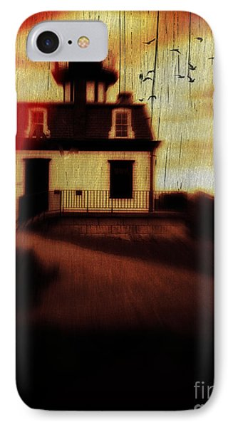 Haunted Lighthouse IPhone Case