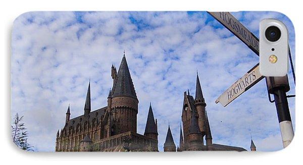 Hogwarts Castle IPhone Case