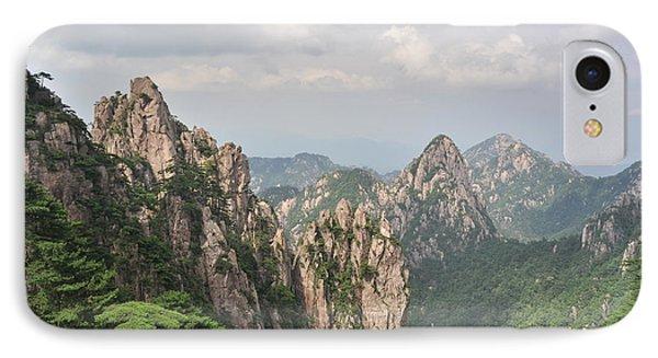 Huangshan Granite 1 IPhone Case