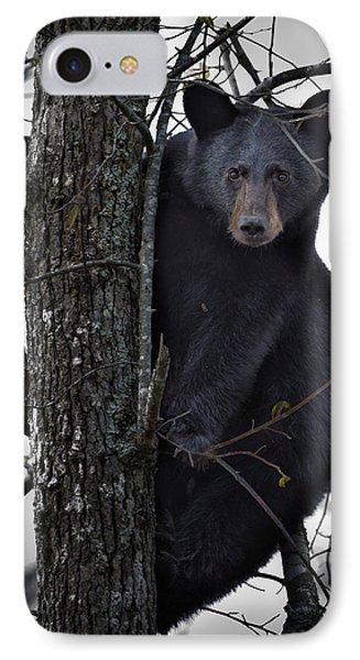 Hunting Berries IPhone Case