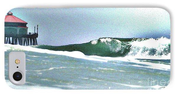 Huntington Wave IPhone Case