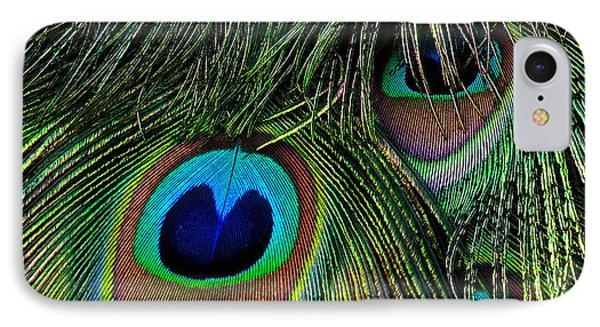 Iridescent Eyes IPhone Case