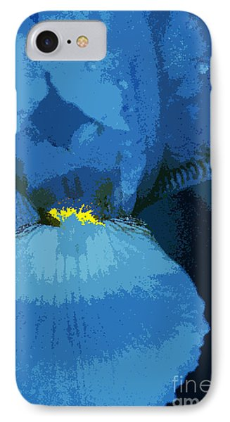 Iris Cutout IPhone Case