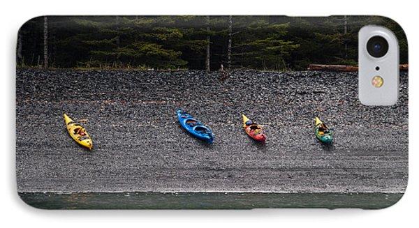Kayak Shore IPhone Case
