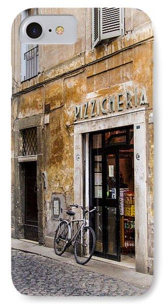 La Bicicletta IPhone Case