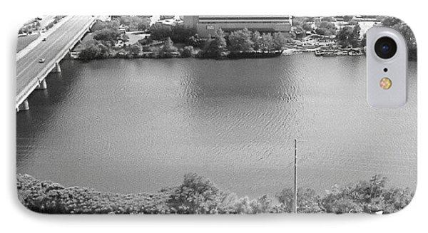 Lady Bird Lake Austin IPhone Case