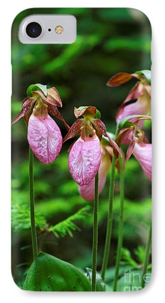 Lady Slippers Everywhere IPhone Case