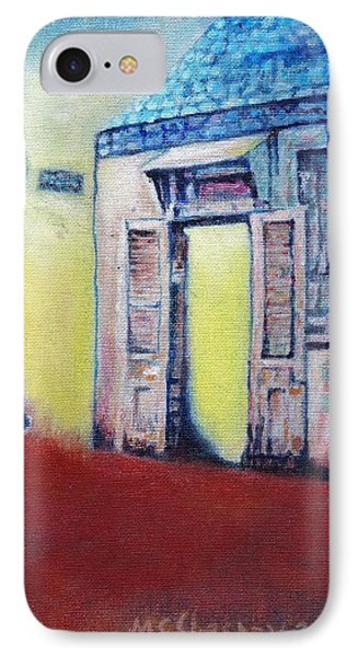 Lafitte's Blacksmith Shop From The Shortside IPhone Case