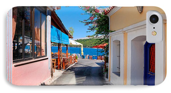 Lagada Chios Greece  IPhone Case