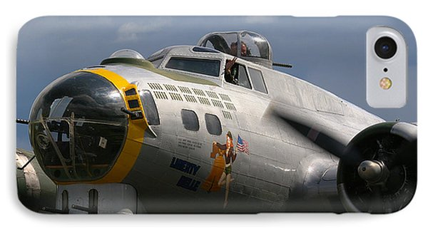 Liberty Belle B17 Bomber IPhone Case