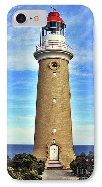 Light House At Cape Du Couedic IPhone Case