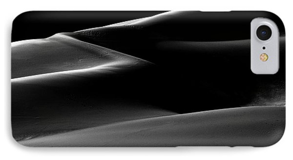 Light On The Dunes  IPhone Case