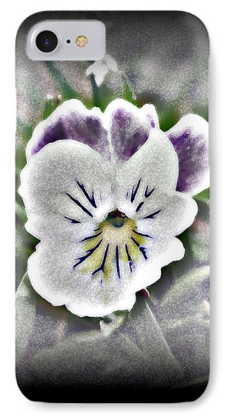 Little Pansy IPhone Case