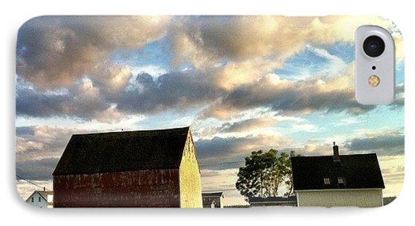 Little Tancook Island Farmhouse IPhone Case