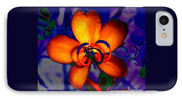 Madarin Petals IPhone Case