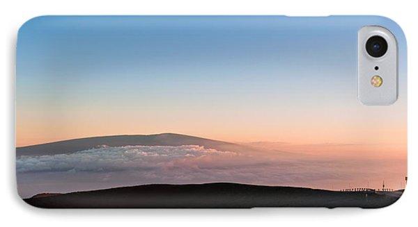 Mauna Loa Sunset IPhone Case