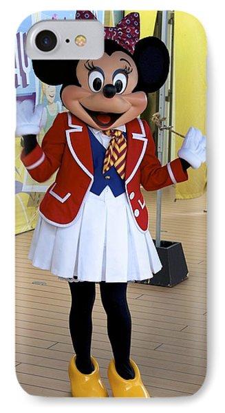 Minnie Mouse Dream IPhone Case