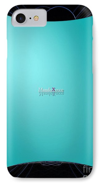 Mint Side IPhone Case