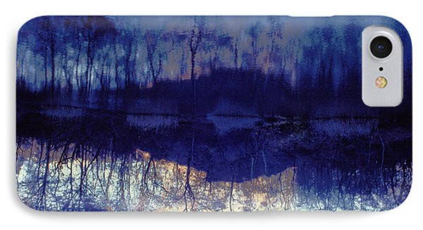 Mirror Pond In The Berkshires IPhone Case