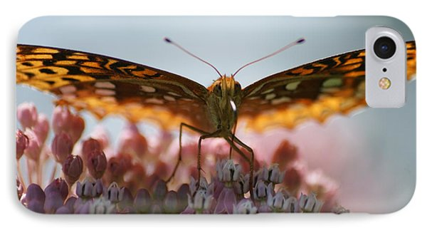 Monarch Butterfly IPhone Case