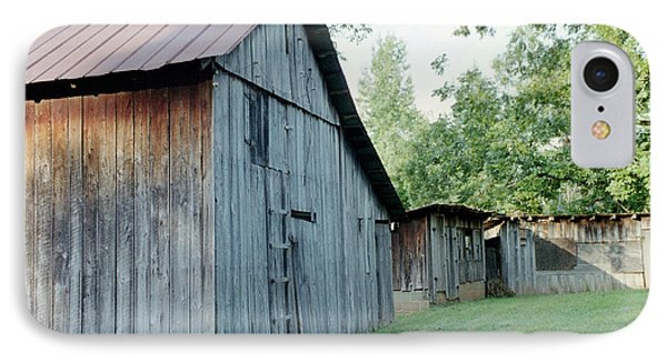 Monroe Barns IPhone Case