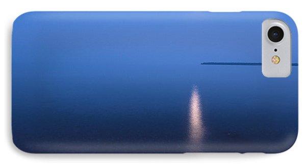 Moonrise On Lake Superior IPhone Case